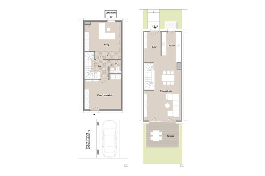 Stadthaus Typ I