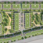 Stadtgärten Bad Homburg Quartiersplan