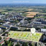Stadtgärten Bad Homburg Lageplan