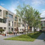Stadtgärten Bad Homburg Stadthäuser